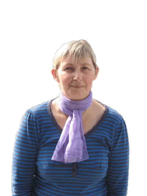 Lis Gosvig frivillig koordinator